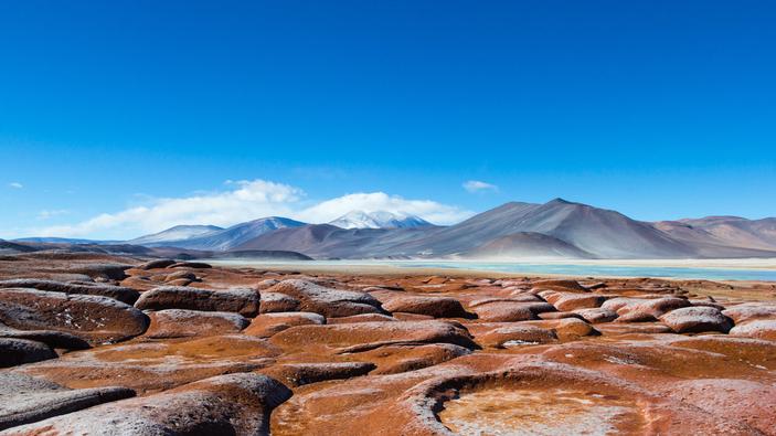 Un estudio sobre el desprendimiento de rocas en Atacama
