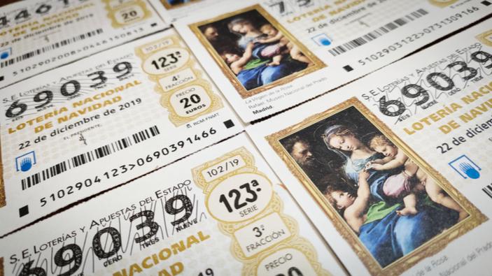 ¡Con el Gordo de la Lotería arrancamos las fiestas de Navidad!