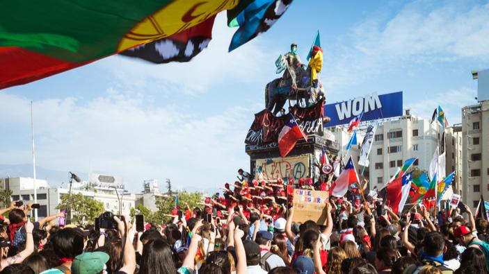 Sudamérica pide cambios