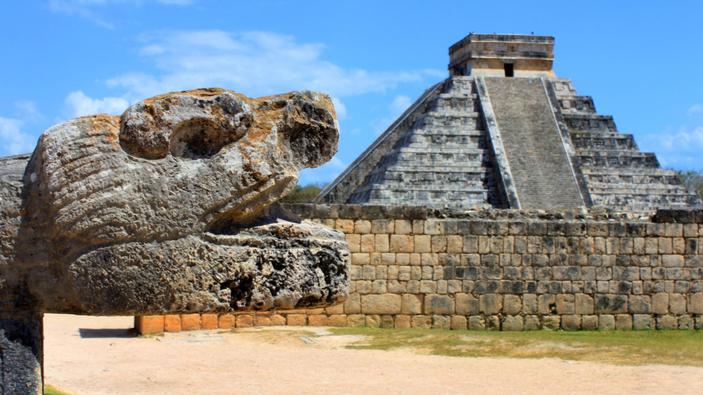 Confirman existencia de palacio maya en Yucatán