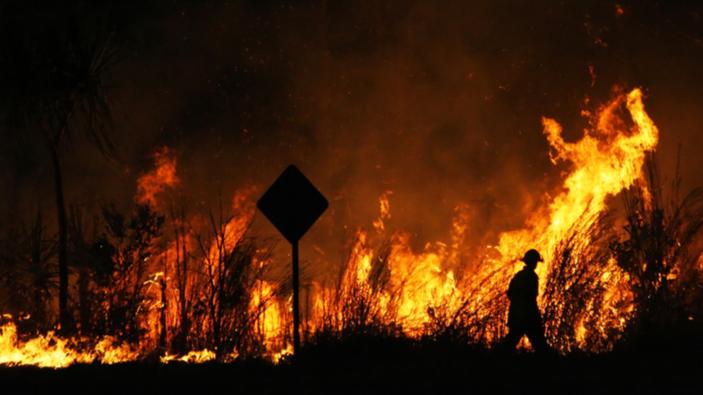 Incendies en Australie : l'Apocalypse