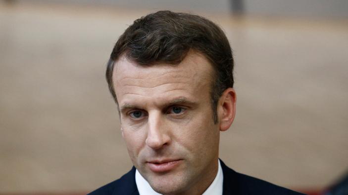 Macron : un discours pour rien