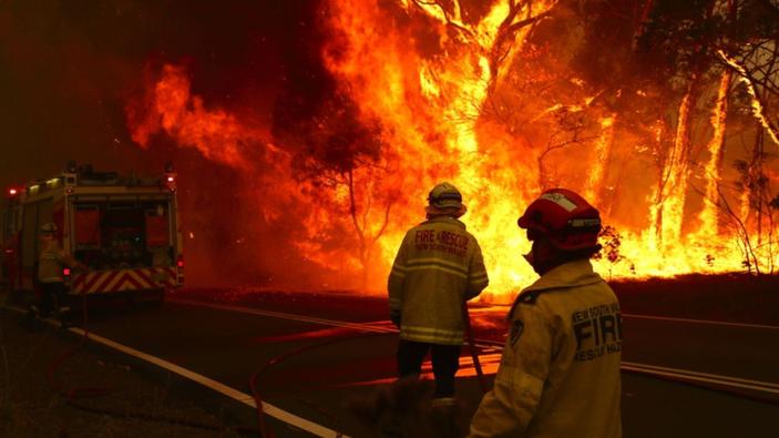 Australia se consume en las llamas
