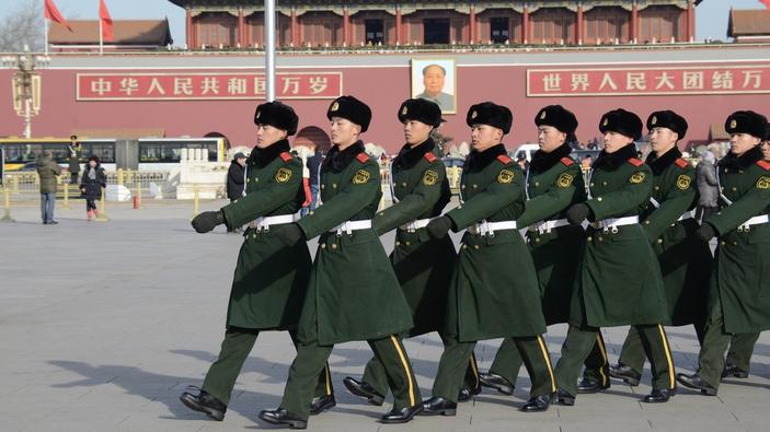 El imparable ascenso de China
