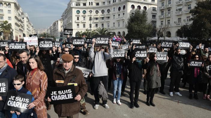 Il y a 5 ans, l'attentat de Charlie Hebdo