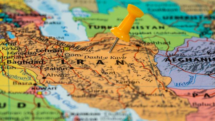 Menos de un tercio de los estadounidenses saben dónde queda Irán