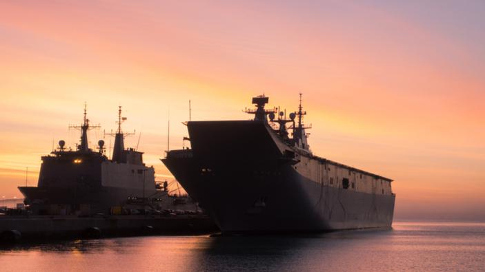 La Base Naval de Rota, en Cádiz, genera preocupación en Andalucía