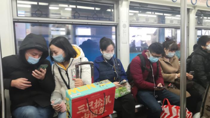 Virus in China verbreitet sich von Mensch zu Mensch