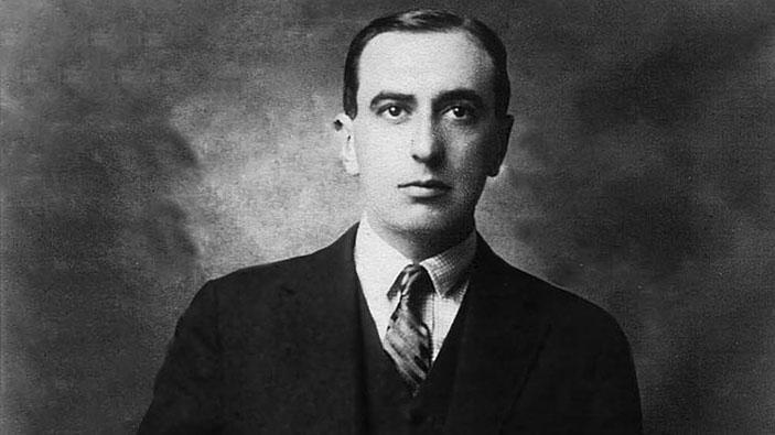 """Vicente Huidobro, el escritor que """"transformó la poesía"""""""
