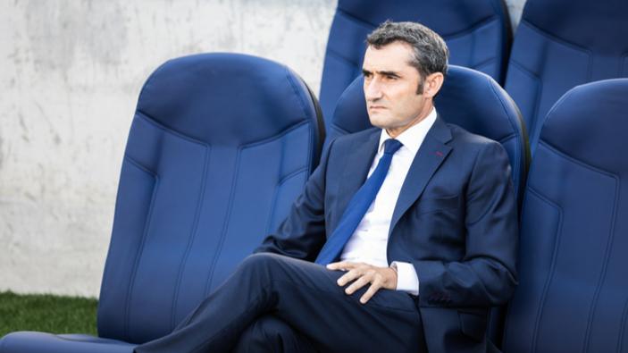 El entrenador del FC Barcelona, destituido precipitadamente