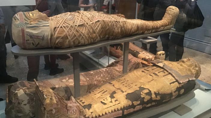 Des scientifiques reproduisent la voix d'un prêtre égyptien qui a vécu il y a 3000 ans