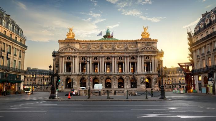 Les petits rats de l'Opéra en grève depuis près de deux mois