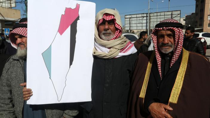 Weltweit negative Reaktionen auf Trumps Nahost-Friedensplan