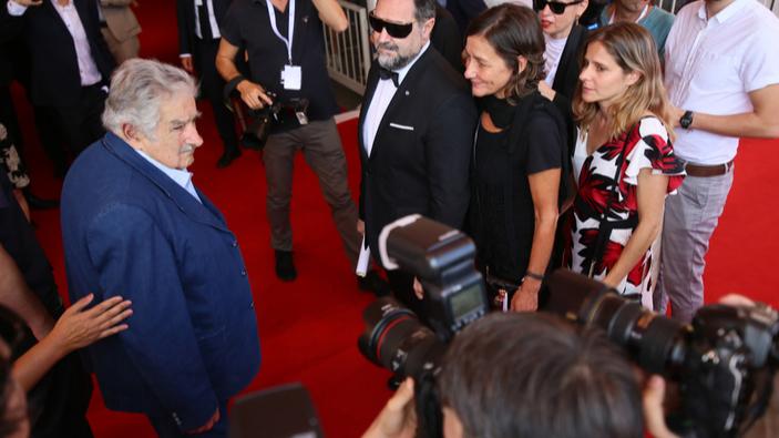"""Kusturica estrena su película sobre """"El Pepe"""" Mujica"""