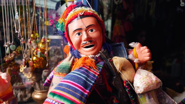 La Fiesta del Ekeko trae esperanza a los bolivianos