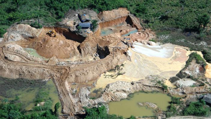 Bolsonaro busca abrir los territorios indígenas a la explotación económica