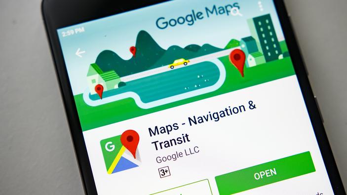 Artista berlinés consigue engañar a Google Maps