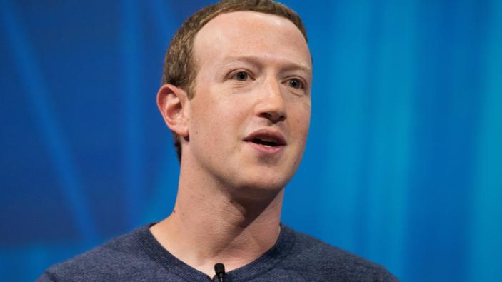 Besuch von Facebook-Chef Mark Zuckerberg in Brüssel im Vorfeld neuer Gesetzesvorlagen zu künstlicher Intelligenz