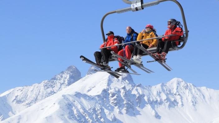 Les stations de ski en crise avec le réchauffement climatique
