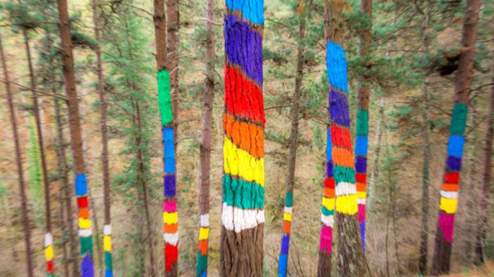 Réplica del Bosque Pintado de Oma