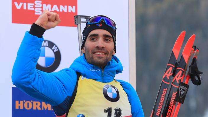 Le grand retour de Martin Fourcade aux Mondiaux de biathlon