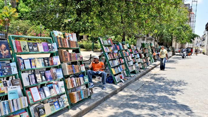 Concluye la Feria del Libro en La Habana