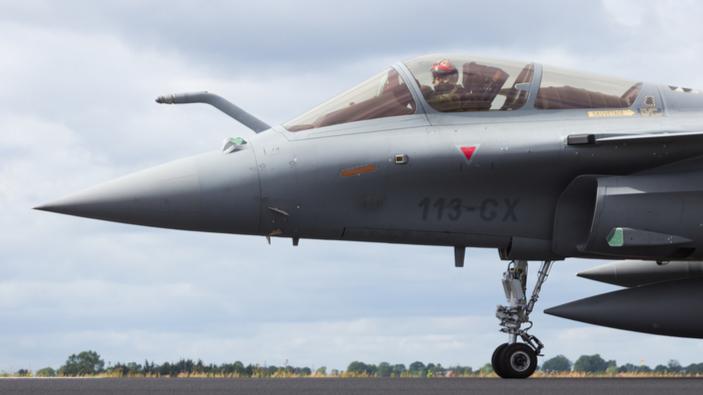 La France, troisième exportateur mondial d'armes