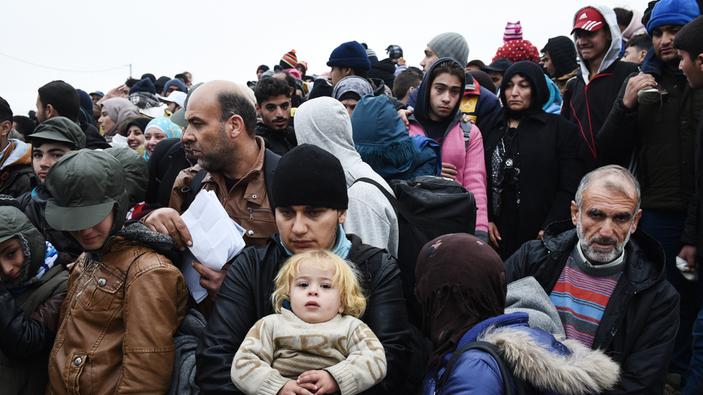 Türkei droht Europäischer Union mit Hunderttausenden von Flüchtlingen