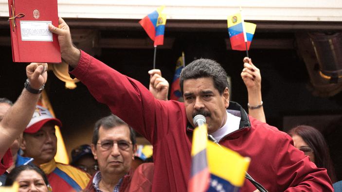 Maduro quiere que todas las mujeres tengan seis hijos