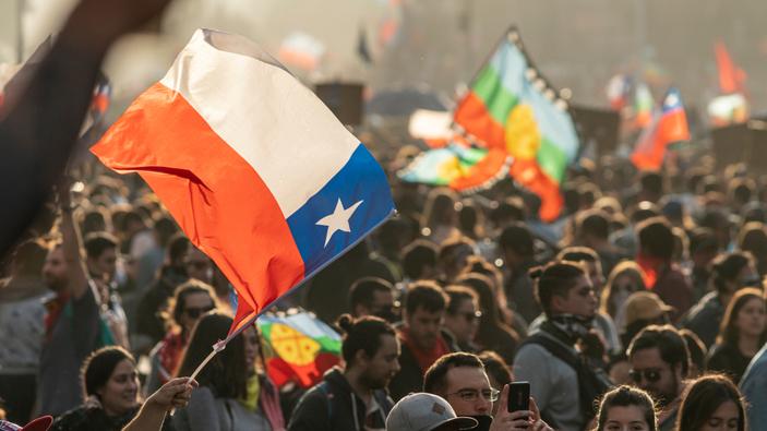 El Festival de Viña del Mar y el conflicto social en Chile