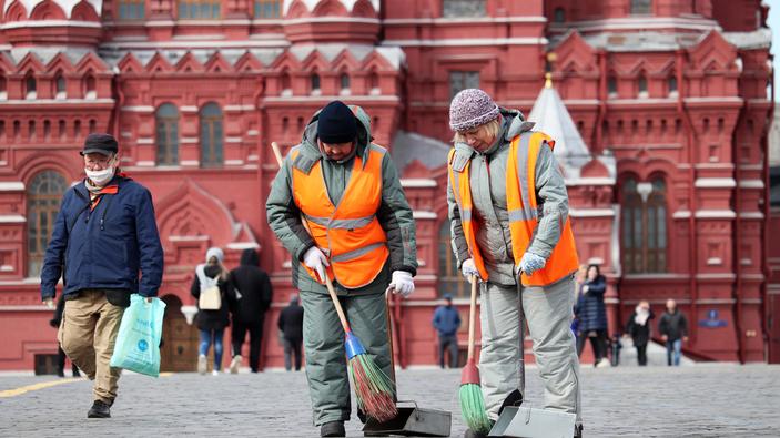 Gli esperti mettono in dubbio la veridicità dei dati forniti dalla Russia sul numero dei contagiati da coronavirus