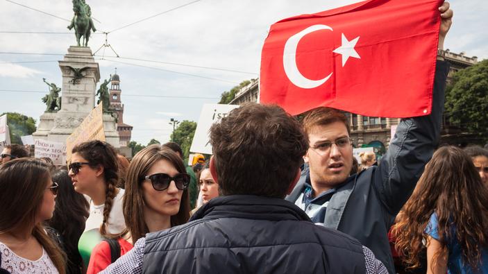 La Turchia attacca la decisione del comune di Fossalto