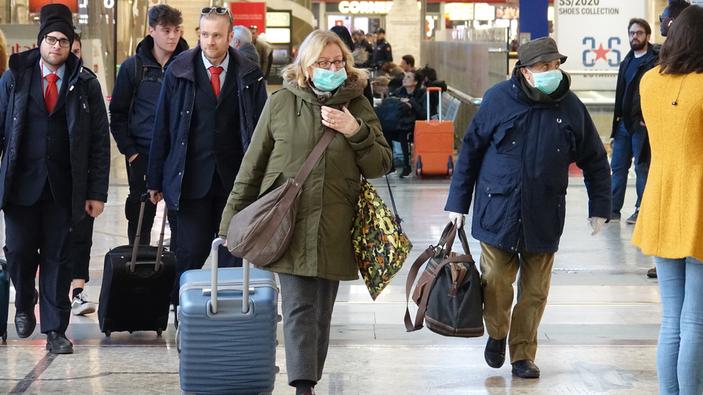 Coronavirus, la grande fuga verso le regioni del Sud Italia