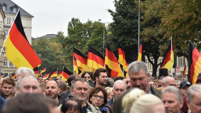 Rechtsextreme Teilorganisation der AfD soll sich auflösen
