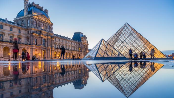 Le Louvre accueille dix fois plus de visiteurs pendant le confinement