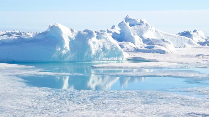 Un agujero de ozono gigante en el Polo Norte