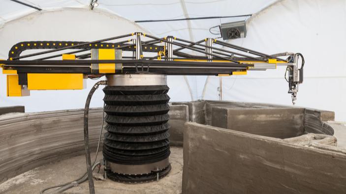 Tabasco tendrá el primer barrio de casas fabricadas con impresora 3D