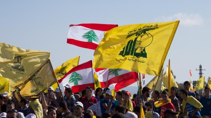 Deutschland verbietet Aktivitäten der Hisbollah