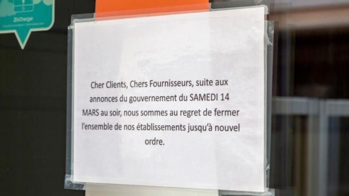 Deux tiers des Français estiment que leur gouvernement n'a pas été à la hauteur