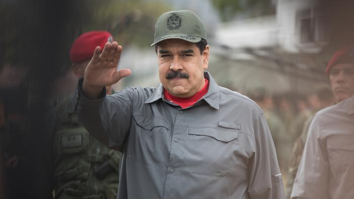 Dos estadounidenses involucrados en supuesto ataque a Nicolás Maduro