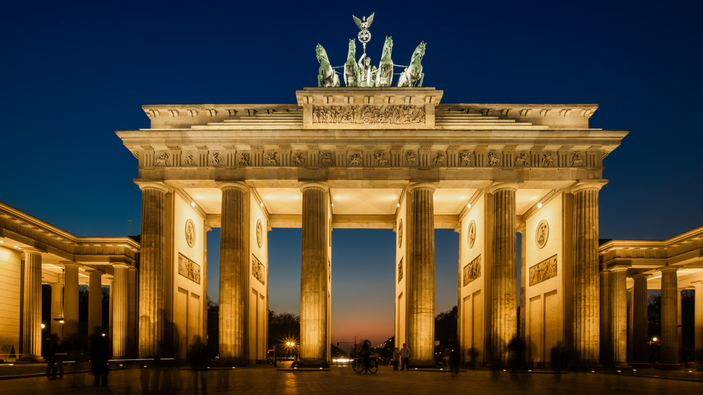 Berlín celebra el aniversario de la Segunda Guerra Mundial con un feriado