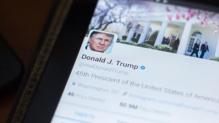 Twitter kennzeichnet Trump-Tweets mit Warnhinweisen zur Fakten-Überprüfung