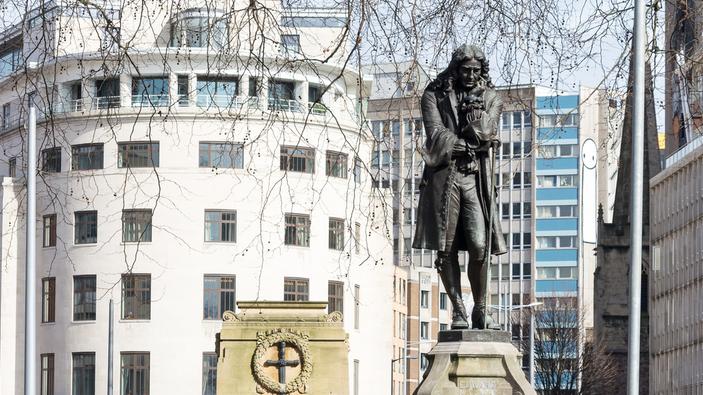 Retirada de estatuas tras las protestas contra el racismo