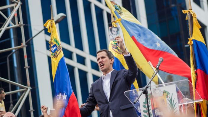 La Unión Europea muestra preocupación por la crisis política en Venezuela