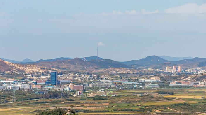Nordkorea sprengt innerkoreanisches Verbindungsbüro