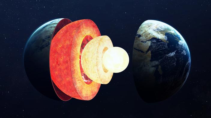 Análisis sísmico revela la presencia de misteriosas estructuras en lo profundo de la Tierra