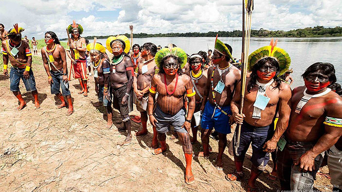 Líder indígena brasilero muere a causa del coronavirus