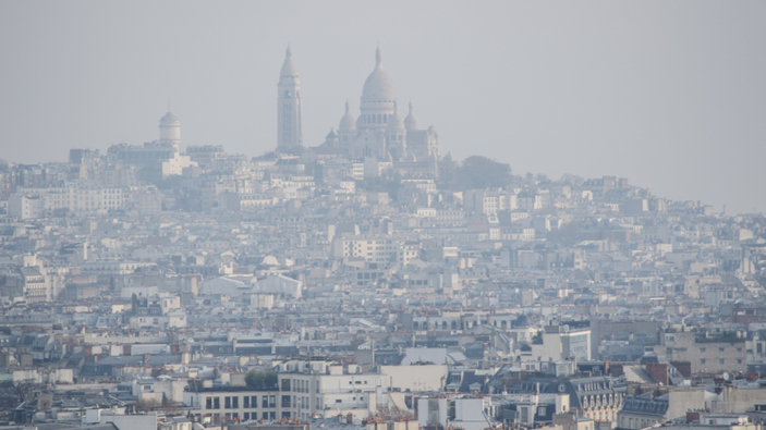 Retour brutal de la pollution atmosphérique à Paris