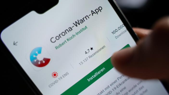 Deutschlands Corona-Warn-App ist endlich da