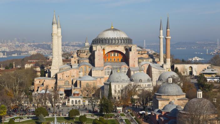Il museo Santa Sofia di Istanbul potrebbe diventare una moschea